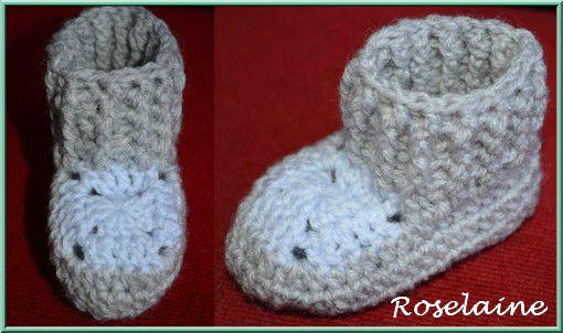 Roselaine517 Chausson granny