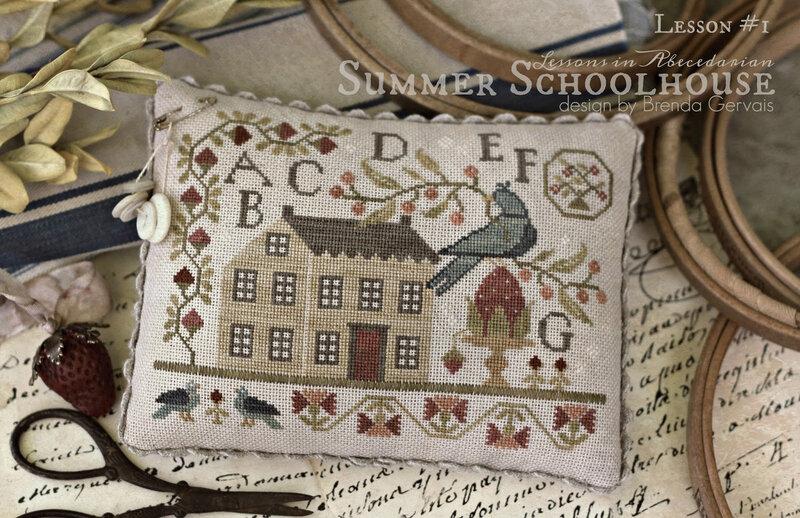 summer schoolhouse lesson 1