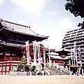 Nagoya : quartier ôsu