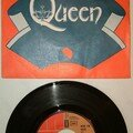 Queen Now I'm here vinyl France