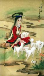 chinese_woman_with_lambs
