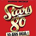 Stars 80 tour -succes depuis 10 ans
