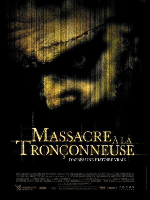 massacre à la tronçonneuse (2003)