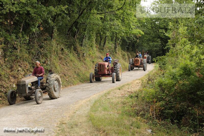 Photos JMP©Koufra 12 - Cornus - Rando Tracteurs - 15082019 - 0145