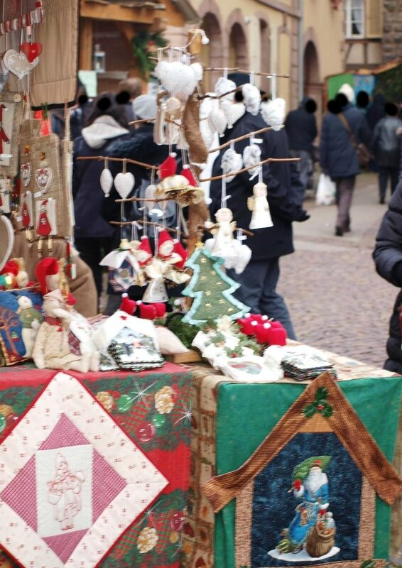 MARCHE NOEL MEDIEVAL RIBEAUVILLE 016