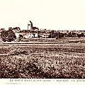 Vues de La Ferté Saint Aubin