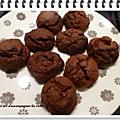 Crinkles au chocolat ( avec ou sans thermomix )