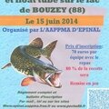 Open float de bouzey