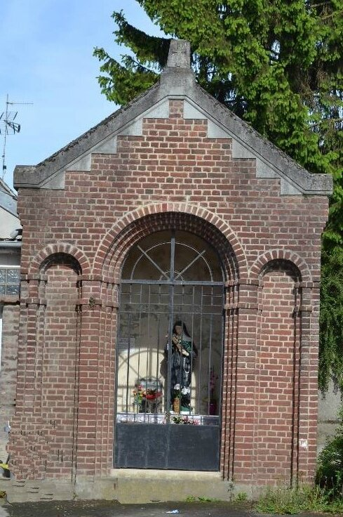 la chapelle sainte rita Lecluse