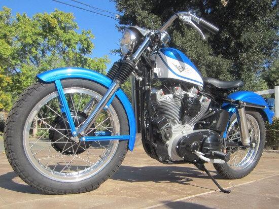 1960-Harley-Sportster-L-Side-Front