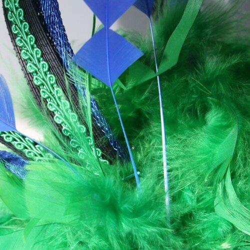Edelweiss - Bleu et vert