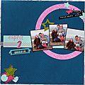 Esprit 2 famille à Cabourg en décembre 2006