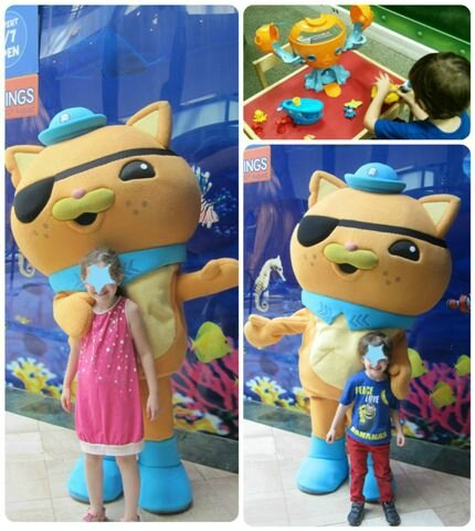 A la rencontre des Octonauts ! ©Kid Friendly