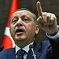 La turquie de reccep tayyip erdogan sur arte