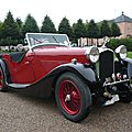 BRITISH SALMSON type 12-70 Four Seater 1934 Schwetzingen (1)