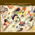 Wassily Kandinsky, Aquarelle abstraite, 1910