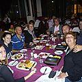 diner avec les amis