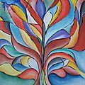 25 - L'arbre en couleur