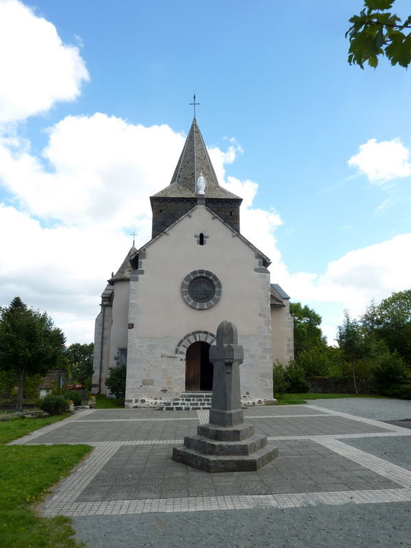 église de Laschamps
