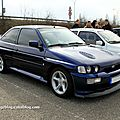 La ford escort rs cosworth (1992-1996)(rencard vigie mars 2011)