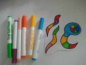 47_FORMES GEOMETRIQUES_à partir de Ensemble multicolore de Kandinsky réalisation (28)