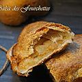 Feuillete pommes caramel au beurre salé