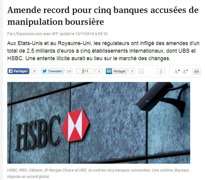 Capture HSBC