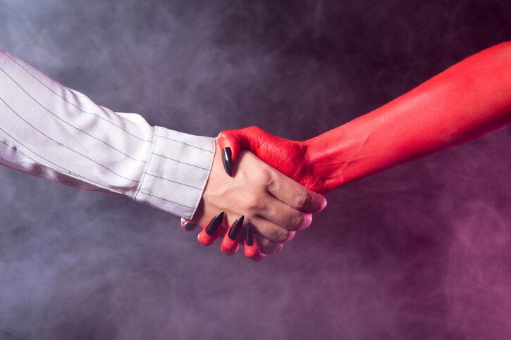 Le pacte avec le diable grace au marabout AGBOGNON,puissant maitres marabout