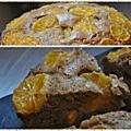 Gâteau à la madarine de la maman de walter mitty