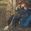 Christie's to offer a long unseen masterpiece by sir edward coley burne-jones