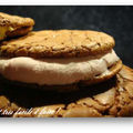 Whoopies au chamallows
