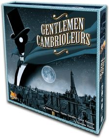 Boutique jeux de société - Pontivy - morbihan - ludis factory - Gentlemen cambrioleurs