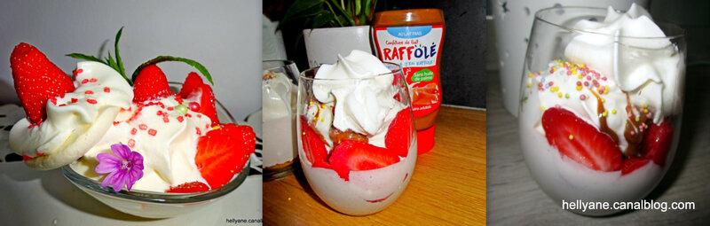 1-coupelle fraise corème