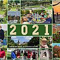 Vive 2021 pleine d'espoir, d'optimisme, de bonheur,....