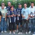 Inter clubs à Damiatte le 24 Août 2008