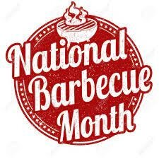 National BBQ Month Sign Or Stamp On White Background, Vector.. Royalty Free Cliparts, Vectors, And Stock Illustration. Image 99120986.