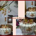 Le gâteau du roi arthur