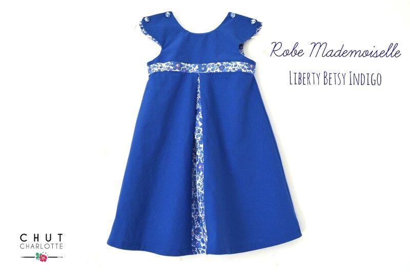Robe Mademoiselle Betsy Indigo (1txtlogo)