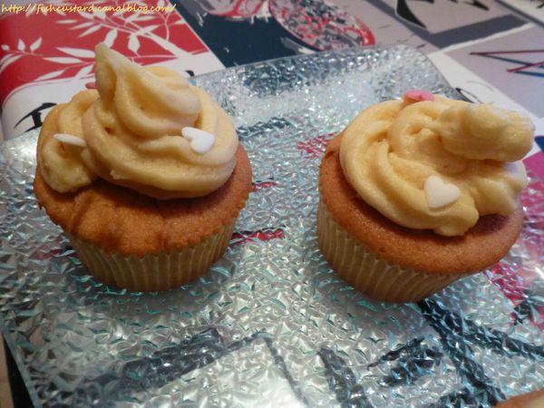 Cupcakes à la vanille (20)