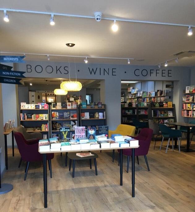 15 nouvelles librairies au Royaume-uni en un an