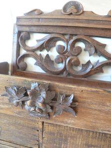 Customisation Meuble en bois 2
