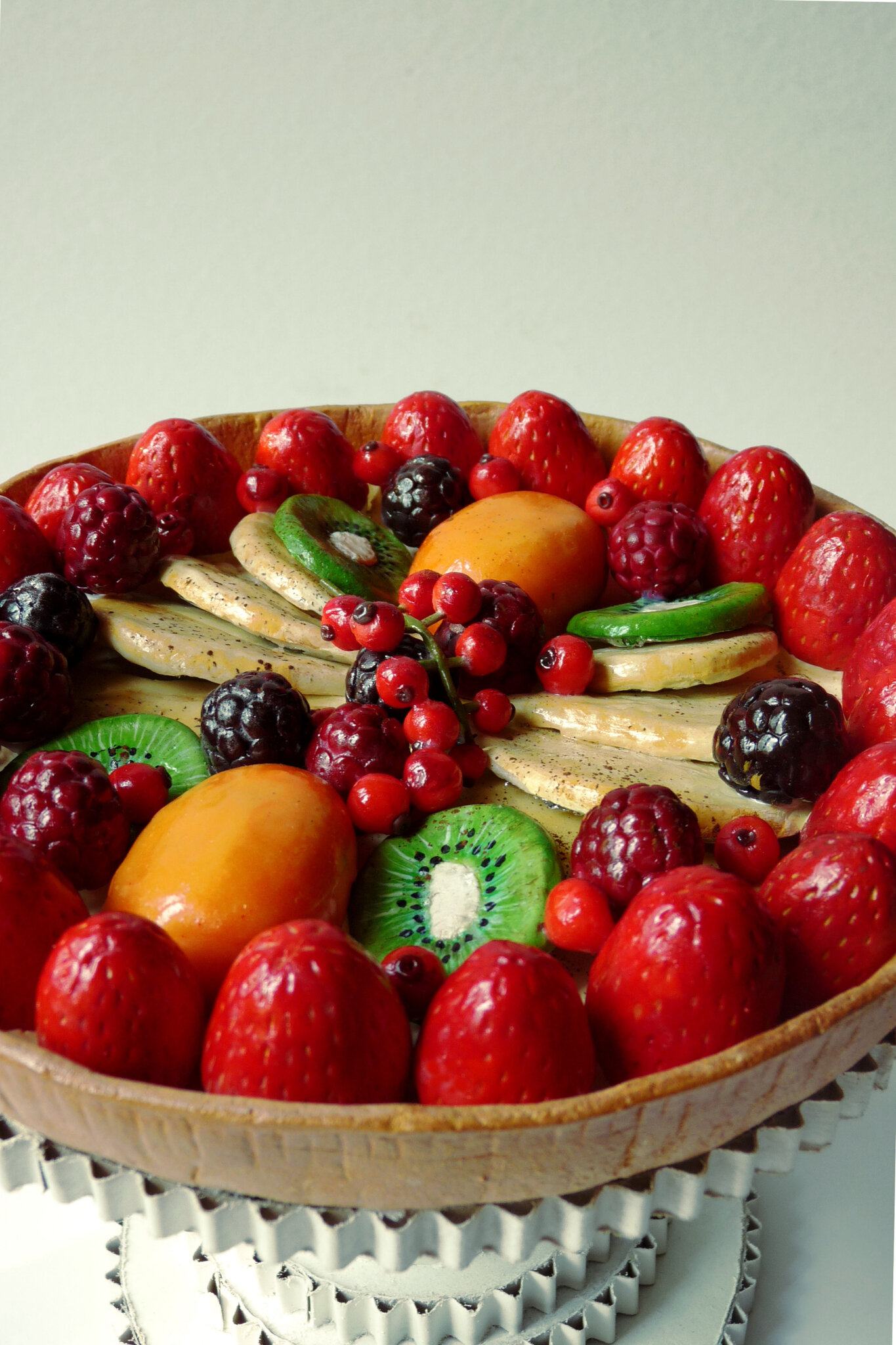 Tarte multi fruits 22,5 cm
