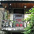 Chiufen balcon
