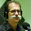Portrait de michel beraud, radio b
