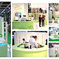 FRESH' Attitude - Design stand et animation pour un salon international
