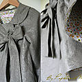 Chic Cocktail coat détails