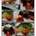 Un cours de cuisine