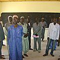 AJAK : inauguration de la classe primaire à KORGOM 11 septembre 2012