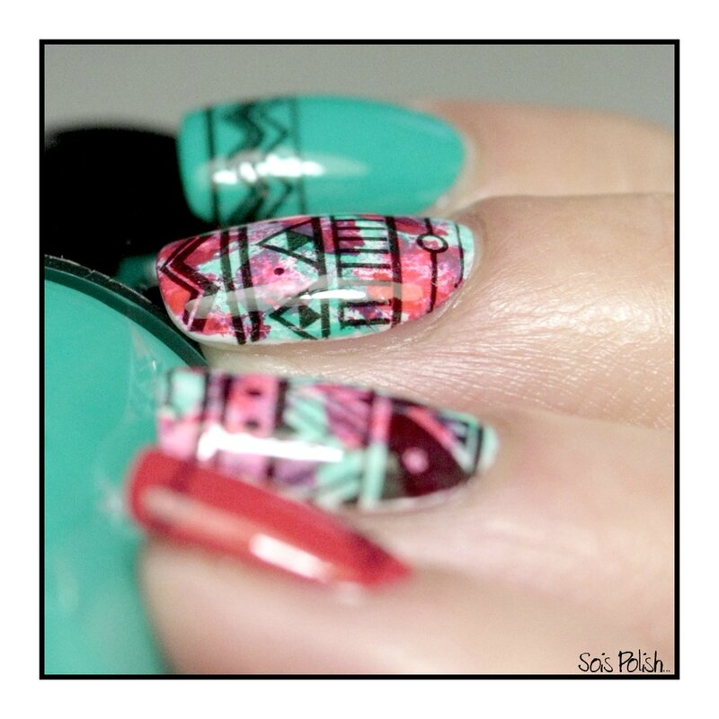 Rare Nails Aztec Sois Polish
