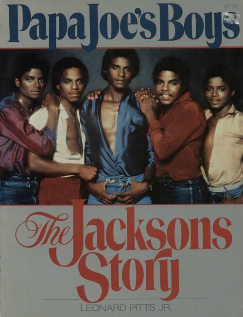 Michael+Jackson+-+Papa+Joe's+Boys+-+The+Jacksons+Story+-+BOOK-582397